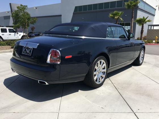 2015 Rolls Royce Phantom Drophead
