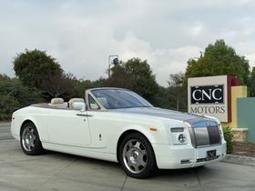 2008 Rolls Royce Phantom Drophead:11 car images available