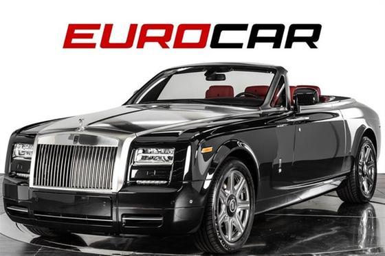 2016 Rolls Royce Phantom Drophead:24 car images available