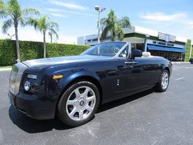 2010 Rolls Royce Phantom Drophead:24 car images available