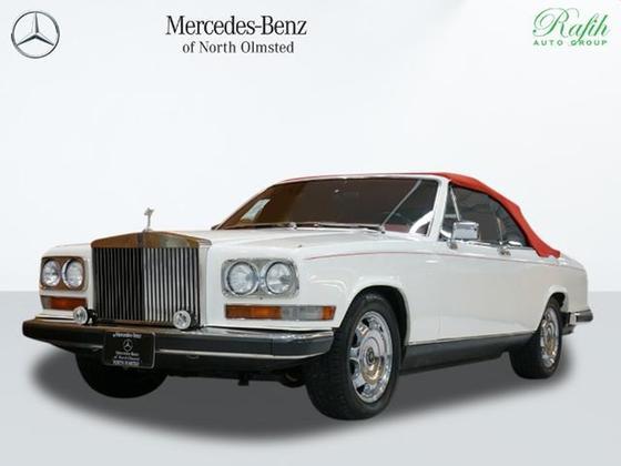 1980 Rolls-Royce Phantom Drophead:24 car images available