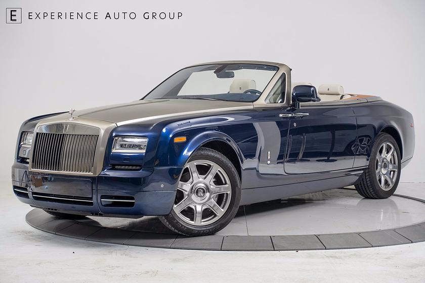 2013 Rolls-Royce Phantom Drophead:24 car images available