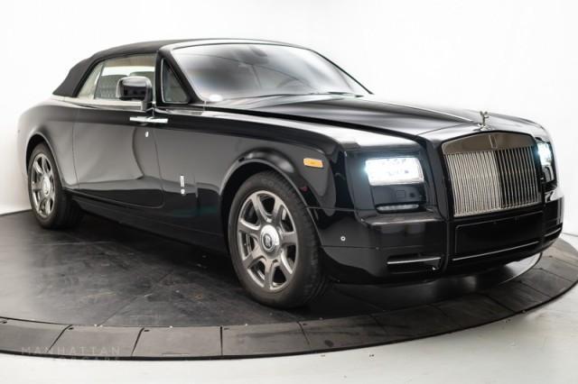 2016 Rolls-Royce Phantom Drophead:24 car images available