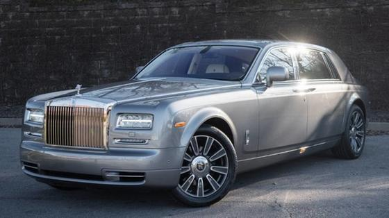 2016 Rolls Royce Phantom EWB:24 car images available