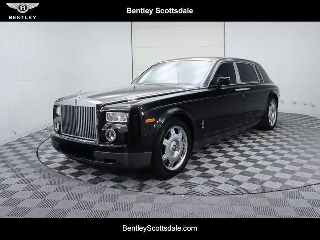 2007 Rolls-Royce Phantom EWB:24 car images available