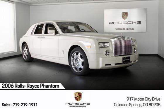 2006 Rolls Royce Phantom Sedan:24 car images available