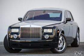 2007 Rolls Royce Phantom Sedan:24 car images available