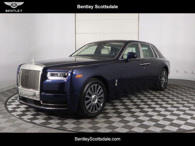 2020 Rolls-Royce Phantom Sedan:24 car images available
