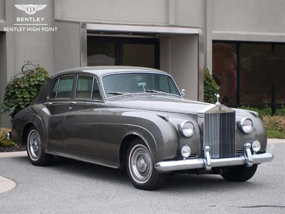 1960 Rolls Royce Silver Cloud II:23 car images available
