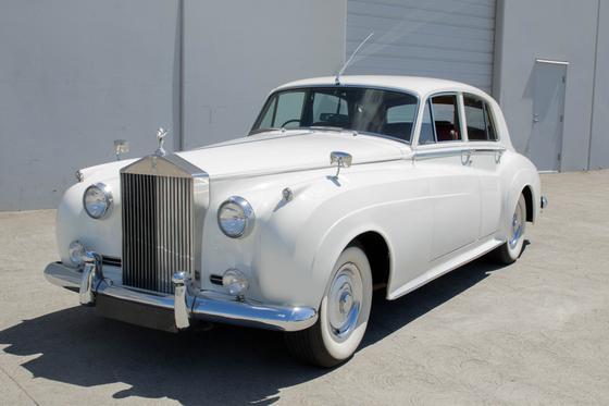 1961 Rolls Royce Silver Cloud II:9 car images available