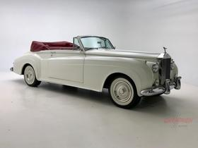 1961 Rolls Royce Silver Cloud II