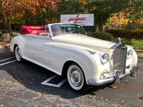 1961 Rolls Royce Silver Cloud II:24 car images available