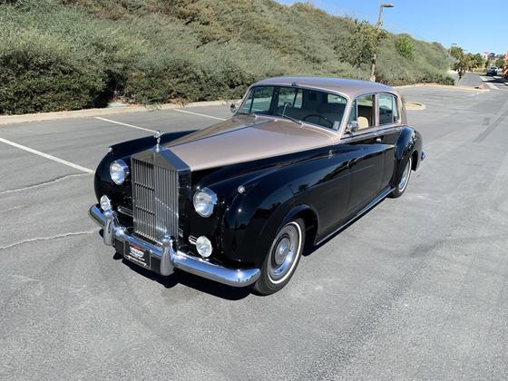 1961 Rolls Royce Silver Cloud II