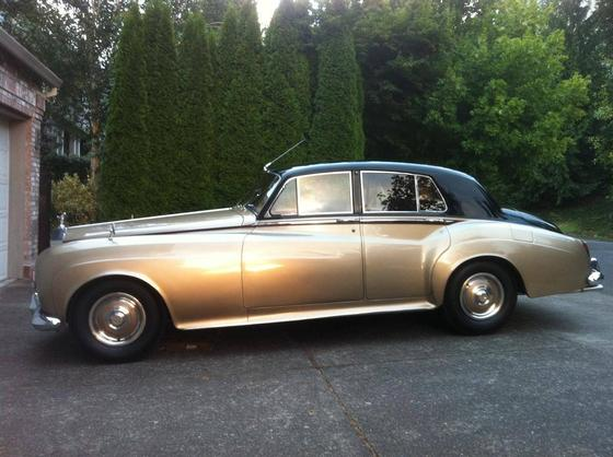 1964 Rolls Royce Silver Cloud lll:4 car images available