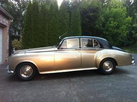 1964 Rolls Royce Silver Cloud lll