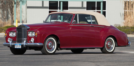 1964 Rolls Royce Silver Cloud lll:6 car images available