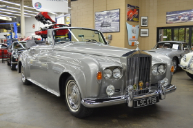 1963 Rolls Royce Silver Cloud lll:12 car images available