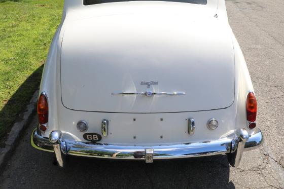 1963 Rolls-Royce Silver Cloud lll