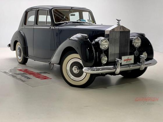 1953 Rolls Royce Silver Dawn :24 car images available