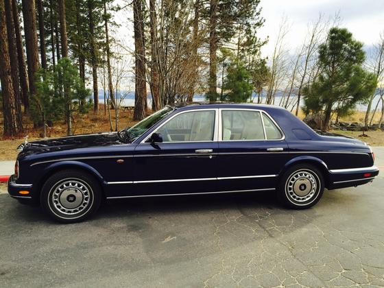 1999 Rolls-Royce Silver Seraph :11 car images available