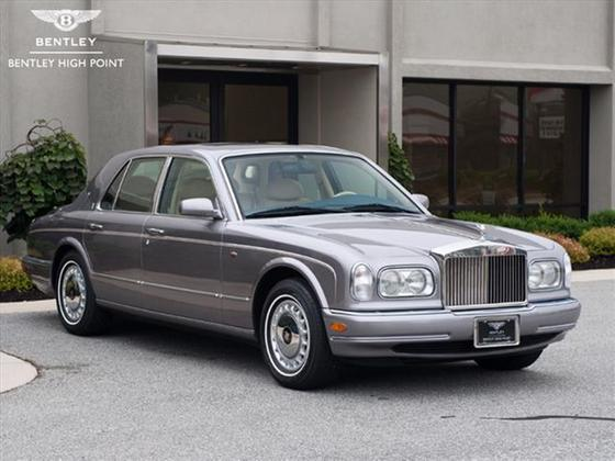 1999 Rolls Royce Silver Seraph :15 car images available