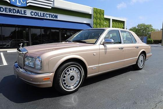 2002 Rolls-Royce Silver Seraph :24 car images available