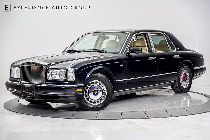 2001 Rolls-Royce Silver Seraph :24 car images available