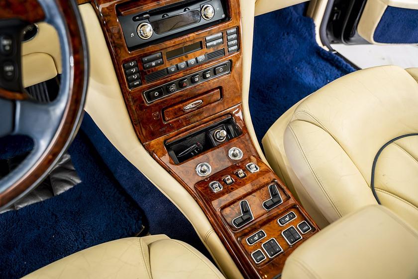 2001 Rolls-Royce Silver Seraph