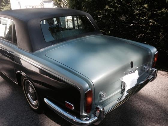 1971 Rolls Royce Silver Shadow