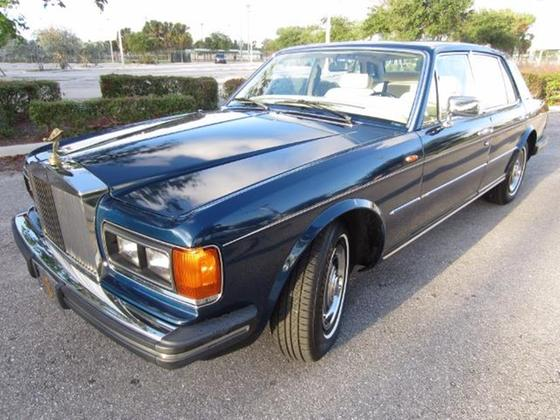 1984 Rolls Royce Silver Shadow :16 car images available