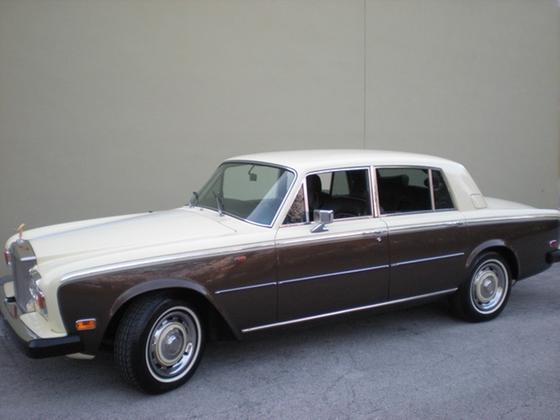 1976 Rolls Royce Silver Shadow :15 car images available
