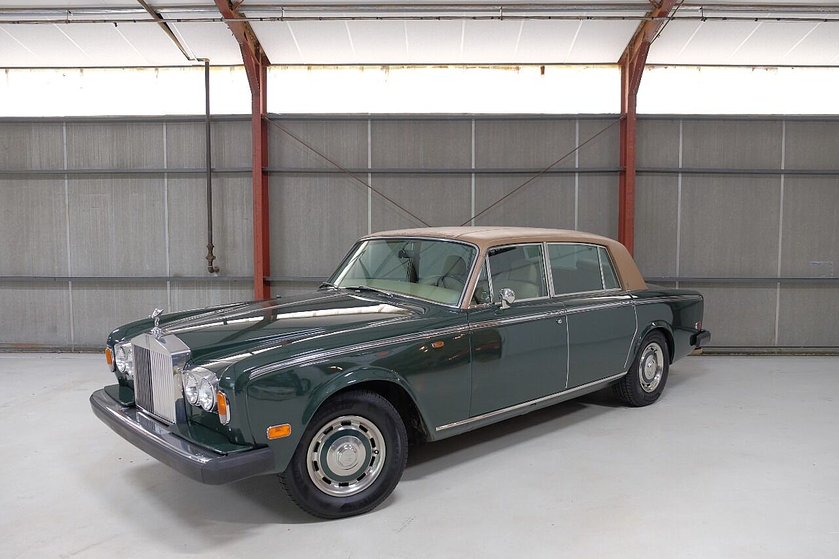 1974 Rolls-Royce Silver Shadow :24 car images available