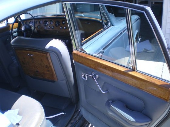 1967 Rolls-Royce Silver Shadow