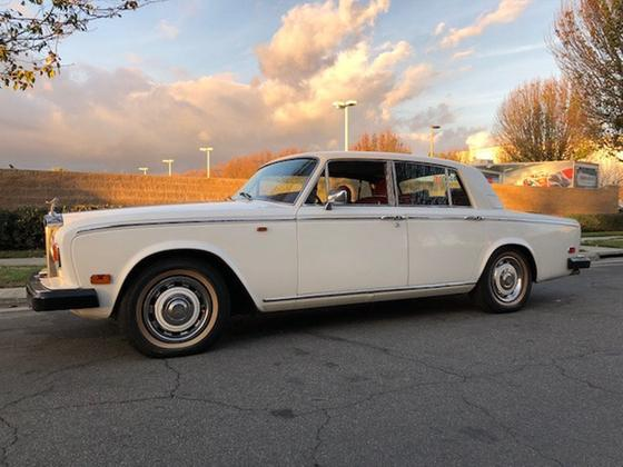 1977 Rolls Royce Silver Shadow ll:24 car images available