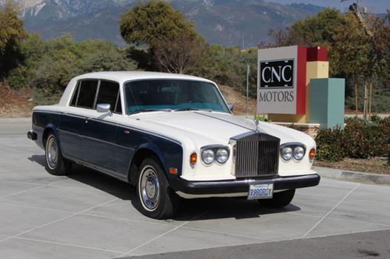 1979 Rolls Royce Silver Shadow ll:24 car images available