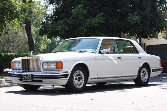 1996 Rolls Royce Silver Spur :24 car images available