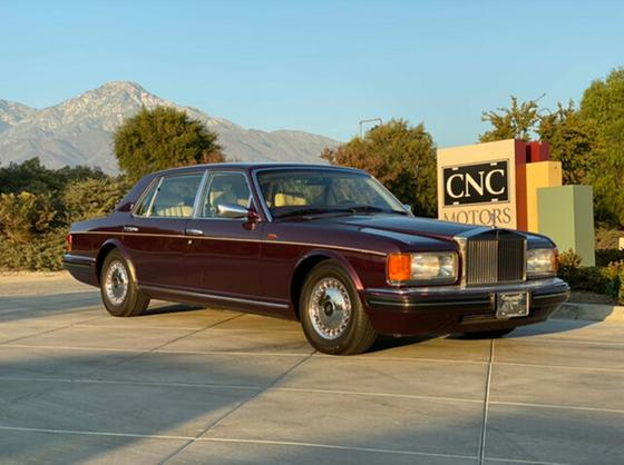 1997 Rolls Royce Silver Spur :24 car images available