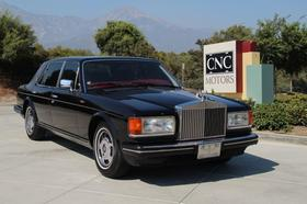 1988 Rolls-Royce Silver Spur :24 car images available