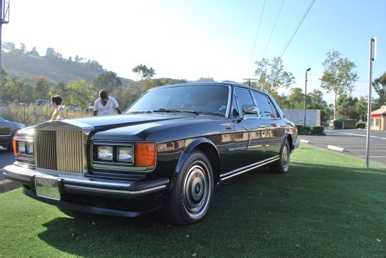 1988 Rolls Royce Silver Spur :5 car images available
