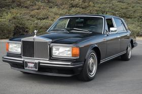 1993 Rolls Royce Silver Spur II:9 car images available