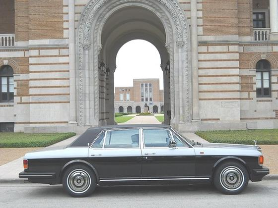 1987 Rolls Royce Silver Spur Limousine:6 car images available