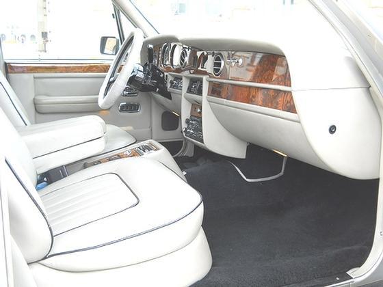 1987 Rolls Royce Silver Spur Limousine