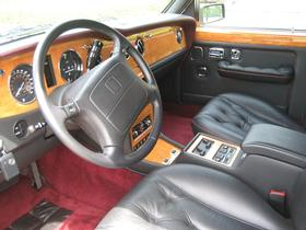 1996 Rolls Royce Silver Spur Springfield Edition