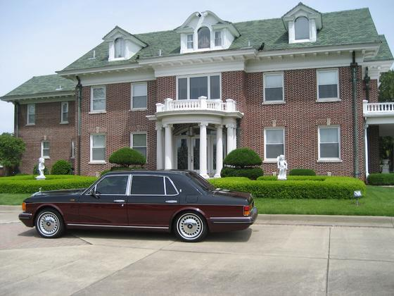 1996 Rolls Royce Silver Spur Springfield Edition:9 car images available
