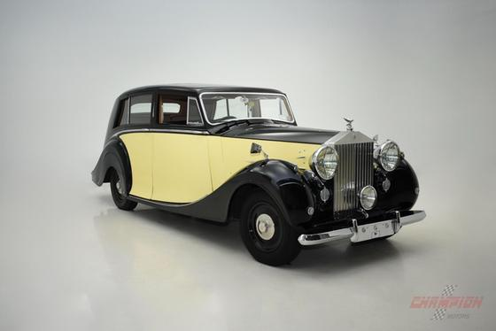 1949 Rolls Royce Silver Wraith :24 car images available
