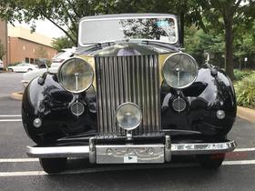 1949 Rolls Royce Silver Wraith