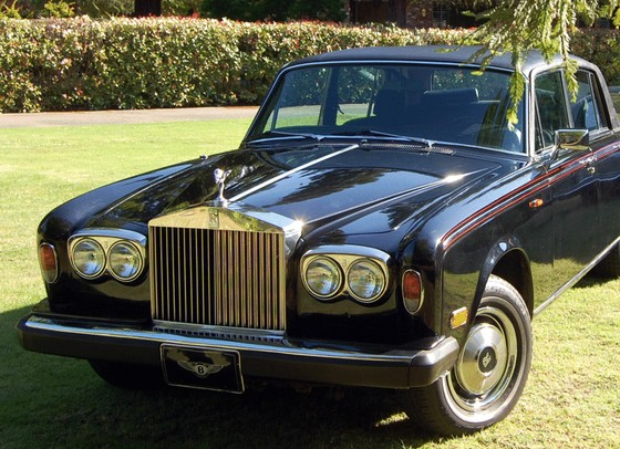 1979 Rolls Royce Silver Wraith II:12 car images available