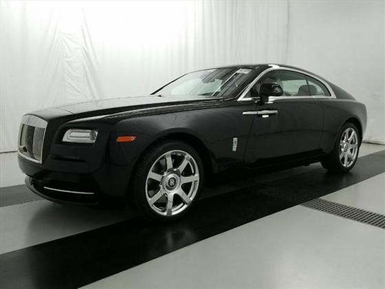 2014 Rolls Royce Wraith :14 car images available