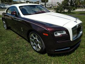 2017 Rolls Royce Wraith :24 car images available