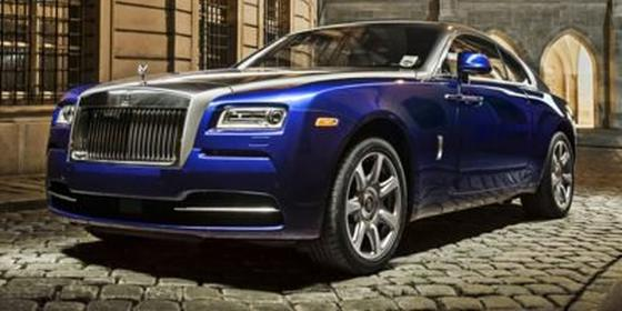 2016 Rolls Royce Wraith  : Car has generic photo